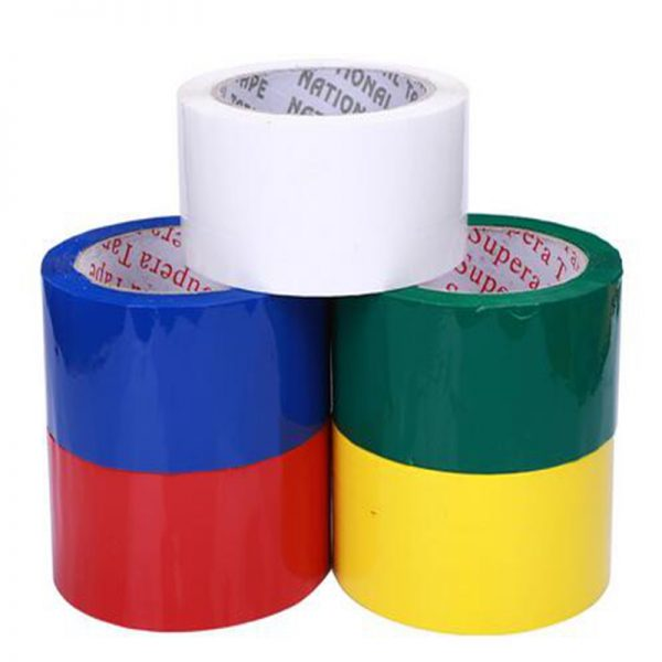 colored packing tape