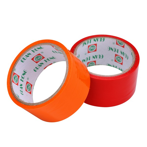 Colored Packaging Tape with 2 Inch Width