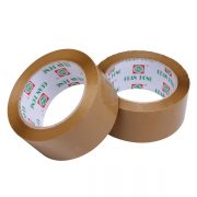 Brown/Tan/Coffee Colored Packaging Tape with 2 Mile Thicness