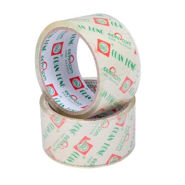 Super Clear Adhesive Tape ISO9001 Approved