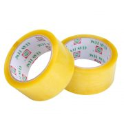 BOPP Packaging Tape with Yellow Color